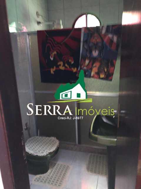 SERRA IMÓVEIS - Casa 3 quartos à venda Centro, Guapimirim - R$ 400.000 - SICA30038 - 12
