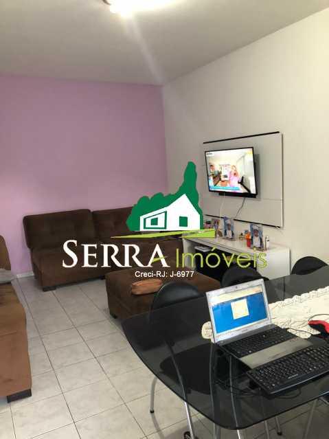SERRA IMÓVEIS - Casa 3 quartos à venda Centro, Guapimirim - R$ 400.000 - SICA30038 - 6