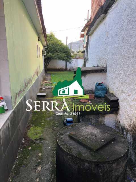 SERRA IMÓVEIS - Casa 3 quartos à venda Centro, Guapimirim - R$ 400.000 - SICA30038 - 14