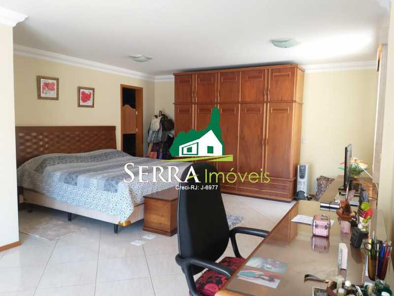 SERRA IMÓVEIS - Apartamento 44 quartos à venda Agriões, Teresópolis - R$ 2.000.000 - SIAP440001 - 10