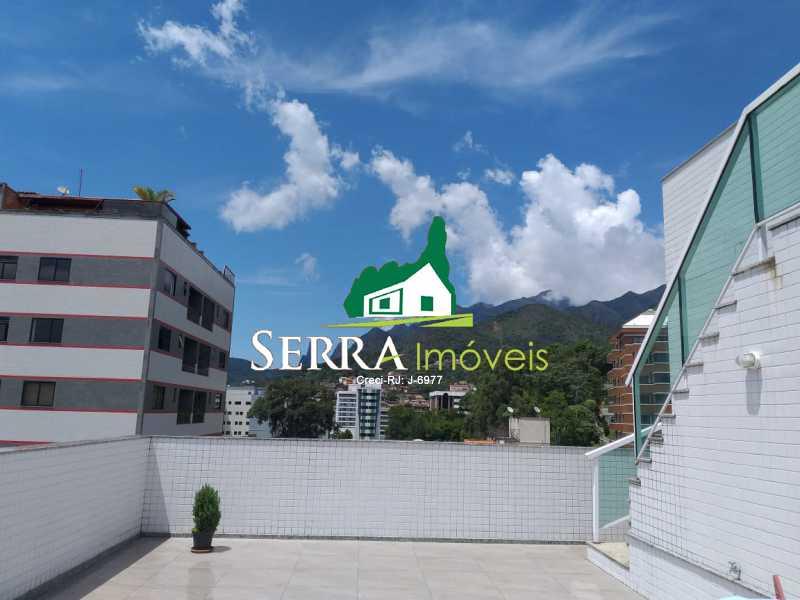 SERRA IMÓVEIS - Apartamento 44 quartos à venda Agriões, Teresópolis - R$ 2.000.000 - SIAP440001 - 3