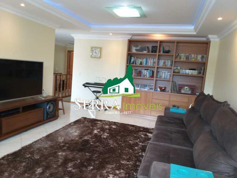 SERRA IMÓVEIS - Apartamento 44 quartos à venda Agriões, Teresópolis - R$ 2.000.000 - SIAP440001 - 4