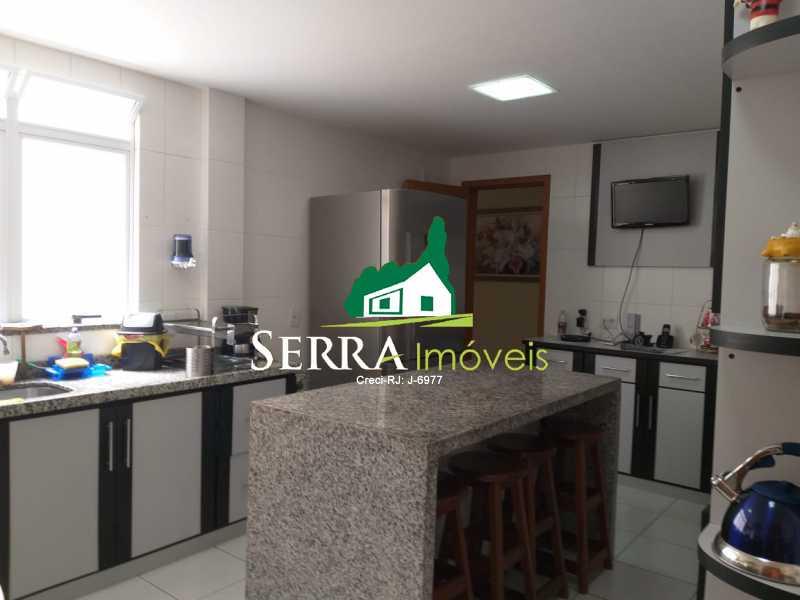 SERRA IMÓVEIS - Apartamento 44 quartos à venda Agriões, Teresópolis - R$ 2.000.000 - SIAP440001 - 8
