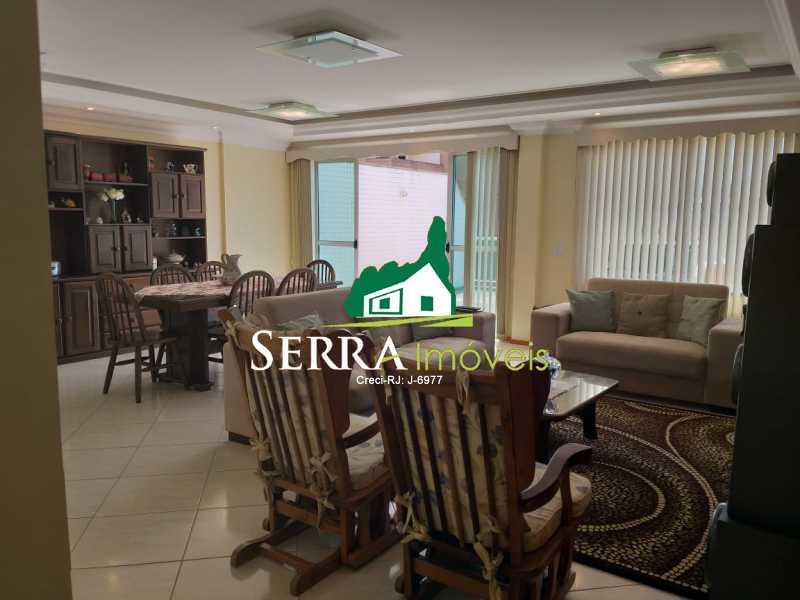 SERRA IMÓVEIS - Apartamento 44 quartos à venda Agriões, Teresópolis - R$ 2.000.000 - SIAP440001 - 7