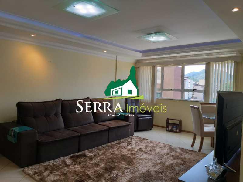 SERRA IMÓVEIS - Apartamento 44 quartos à venda Agriões, Teresópolis - R$ 2.000.000 - SIAP440001 - 6