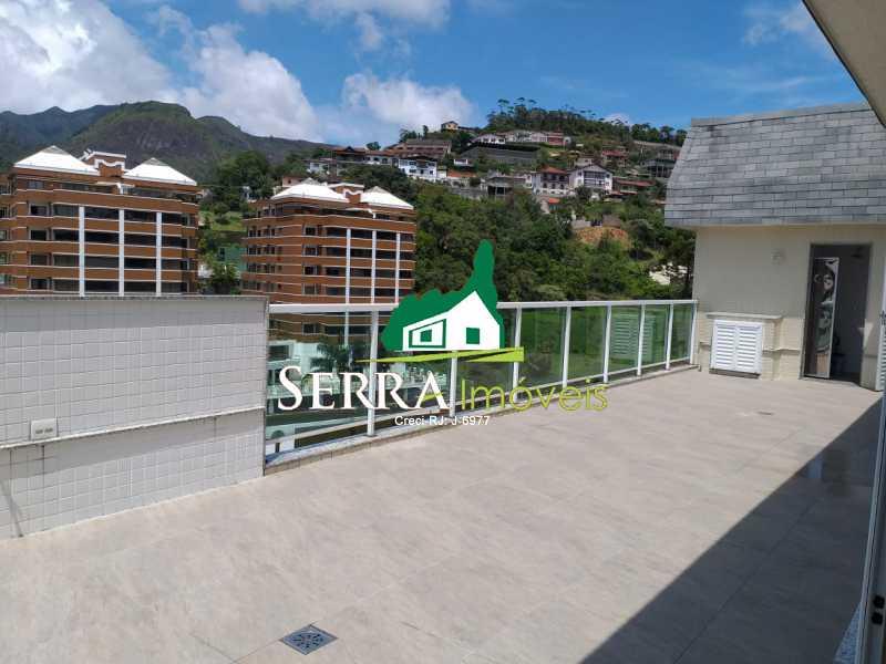 SERRA IMÓVEIS - Apartamento 44 quartos à venda Agriões, Teresópolis - R$ 2.000.000 - SIAP440001 - 1