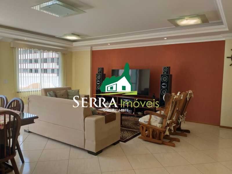 SERRA IMÓVEIS - Apartamento 44 quartos à venda Agriões, Teresópolis - R$ 2.000.000 - SIAP440001 - 9