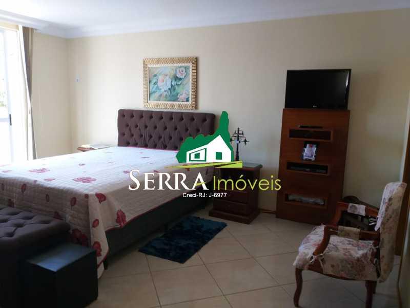 SERRA IMÓVEIS - Apartamento 44 quartos à venda Agriões, Teresópolis - R$ 2.000.000 - SIAP440001 - 11