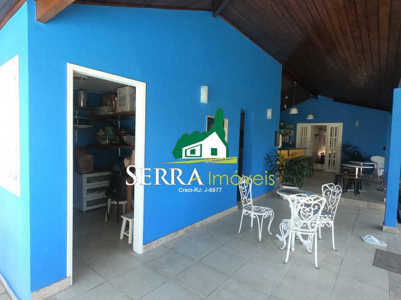 SERRA IMÓVEIS - Casa em Condomínio 4 quartos à venda Limoeiro, Guapimirim - R$ 1.800.000 - SICN40027 - 6