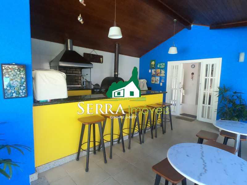 SERRA IMÓVEIS - Casa em Condomínio 4 quartos à venda Limoeiro, Guapimirim - R$ 1.800.000 - SICN40027 - 7