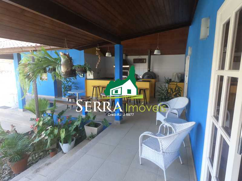 SERRA IMÓVEIS - Casa em Condomínio 4 quartos à venda Limoeiro, Guapimirim - R$ 1.800.000 - SICN40027 - 5