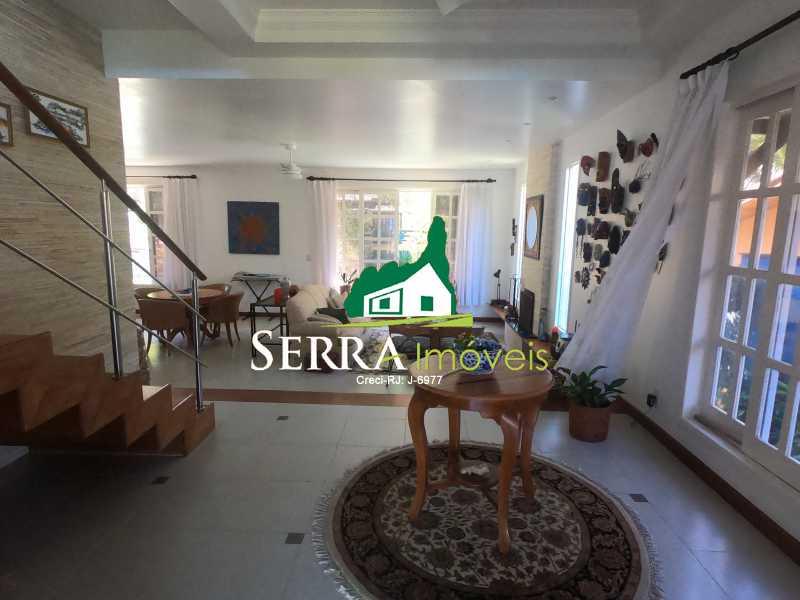 SERRA IMÓVEIS - Casa em Condomínio 4 quartos à venda Limoeiro, Guapimirim - R$ 1.800.000 - SICN40027 - 9