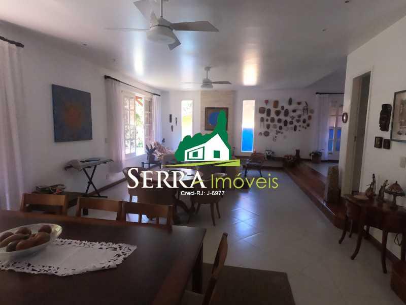 SERRA IMÓVEIS - Casa em Condomínio 4 quartos à venda Limoeiro, Guapimirim - R$ 1.800.000 - SICN40027 - 10