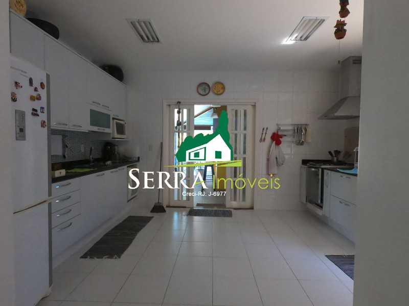 SERRA IMÓVEIS - Casa em Condomínio 4 quartos à venda Limoeiro, Guapimirim - R$ 1.800.000 - SICN40027 - 11