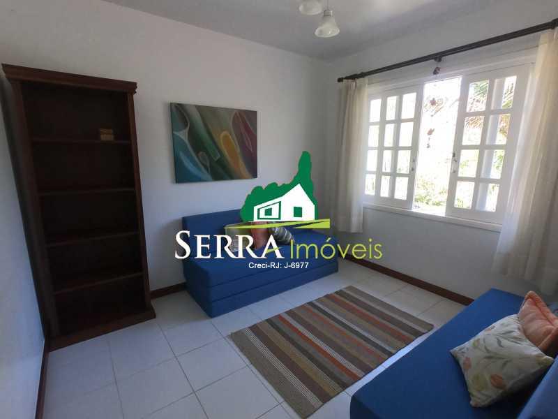 SERRA IMÓVEIS - Casa em Condomínio 4 quartos à venda Limoeiro, Guapimirim - R$ 1.800.000 - SICN40027 - 12
