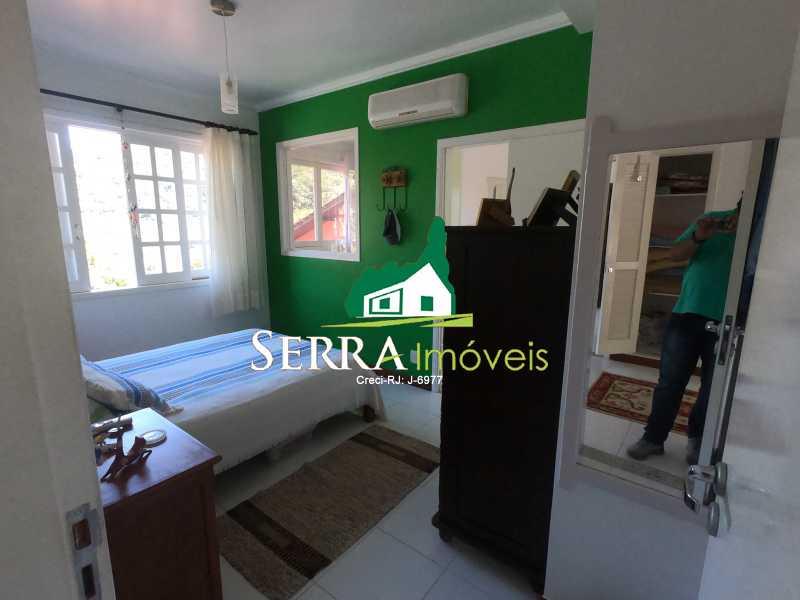 SERRA IMÓVEIS - Casa em Condomínio 4 quartos à venda Limoeiro, Guapimirim - R$ 1.800.000 - SICN40027 - 14