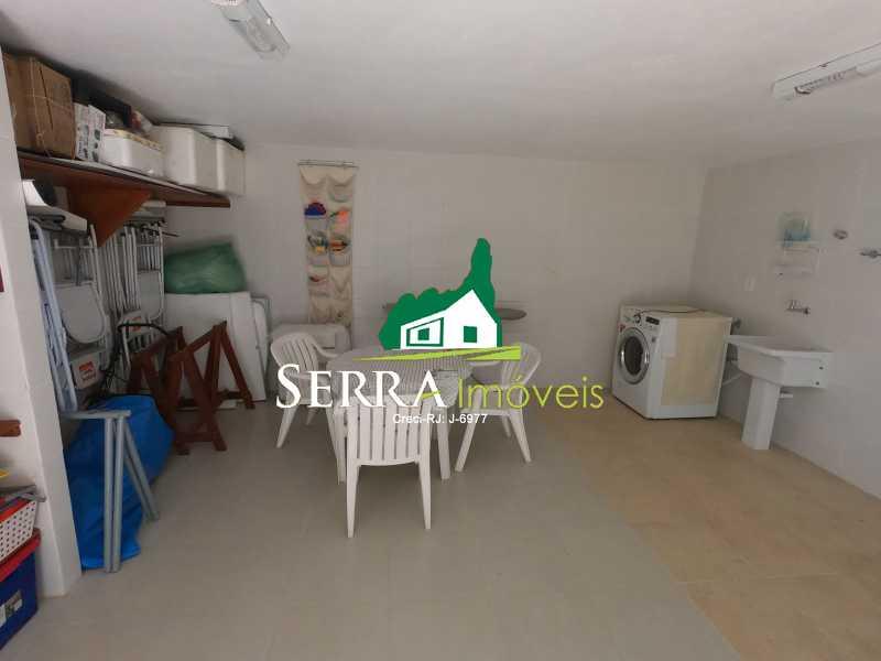 SERRA IMÓVEIS - Casa em Condomínio 4 quartos à venda Limoeiro, Guapimirim - R$ 1.800.000 - SICN40027 - 17
