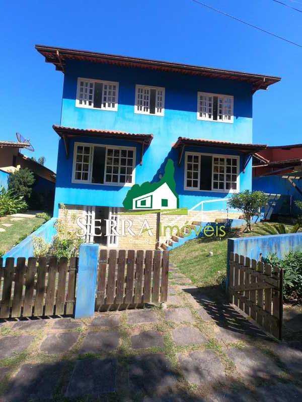 SERRA IMÓVEIS - Casa em Condomínio 4 quartos à venda Limoeiro, Guapimirim - R$ 1.800.000 - SICN40027 - 19