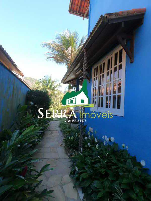 SERRA IMÓVEIS - Casa em Condomínio 4 quartos à venda Limoeiro, Guapimirim - R$ 1.800.000 - SICN40027 - 18