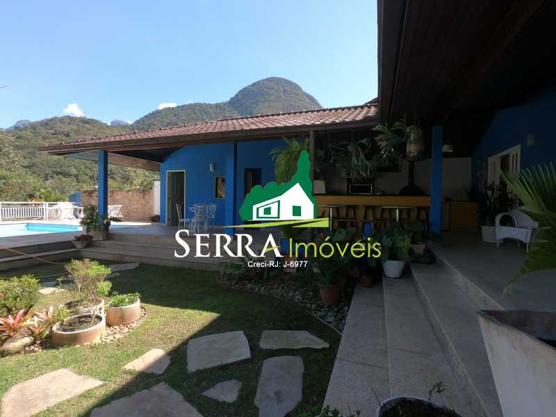 SERRA IMÓVEIS - Casa em Condomínio 4 quartos à venda Limoeiro, Guapimirim - R$ 1.800.000 - SICN40027 - 8