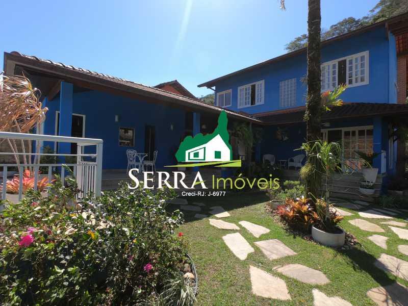 SERRA IMÓVEIS - Casa em Condomínio 4 quartos à venda Limoeiro, Guapimirim - R$ 1.800.000 - SICN40027 - 4