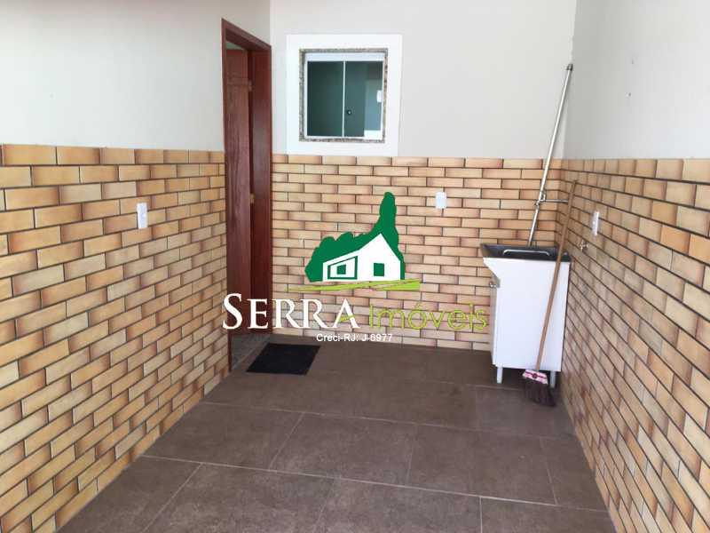 SERRA IMÓVEIS - Casa em Condomínio 3 quartos à venda Centro, Guapimirim - R$ 860.000 - SICN30033 - 16