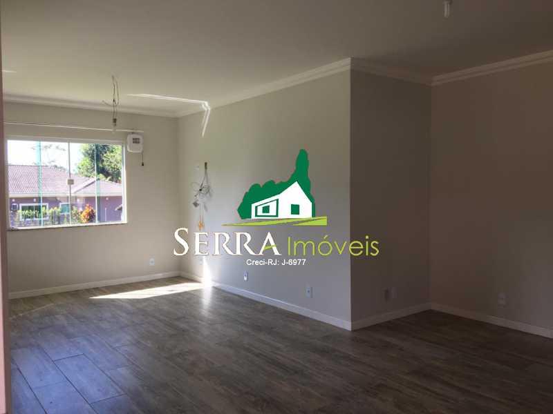 SERRA IMÓVEIS - Casa em Condomínio 3 quartos à venda Centro, Guapimirim - R$ 860.000 - SICN30033 - 4
