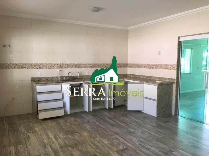 SERRA IMÓVEIS - Casa em Condomínio 3 quartos à venda Centro, Guapimirim - R$ 860.000 - SICN30033 - 8