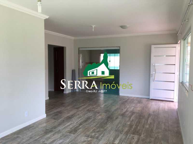 SERRA IMÓVEIS - Casa em Condomínio 3 quartos à venda Centro, Guapimirim - R$ 860.000 - SICN30033 - 3