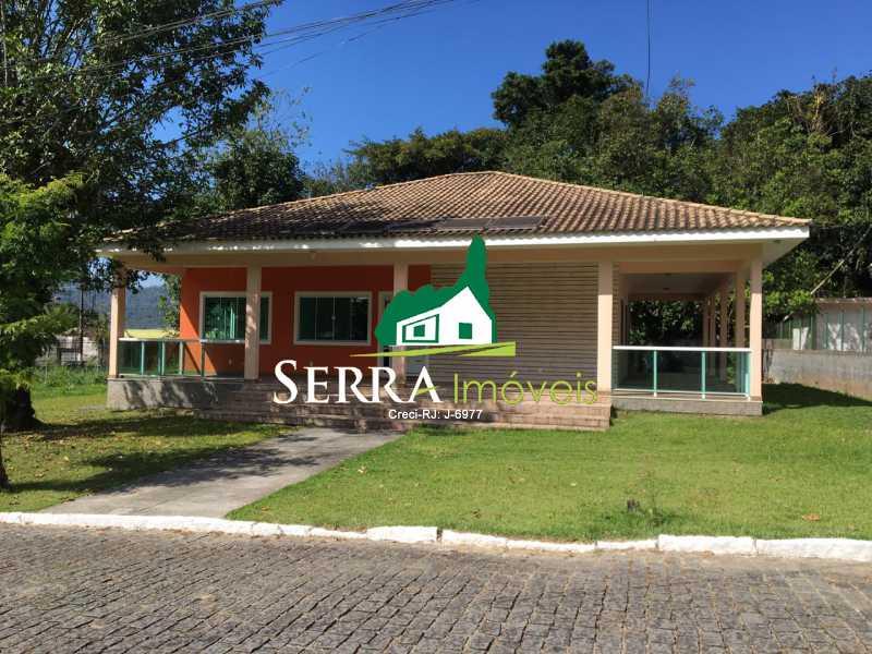 SERRA IMÓVEIS - Casa em Condomínio 3 quartos à venda Centro, Guapimirim - R$ 860.000 - SICN30033 - 1