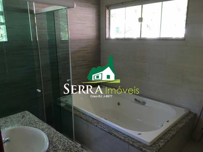SERRA IMÓVEIS - Casa em Condomínio 3 quartos à venda Centro, Guapimirim - R$ 860.000 - SICN30033 - 15