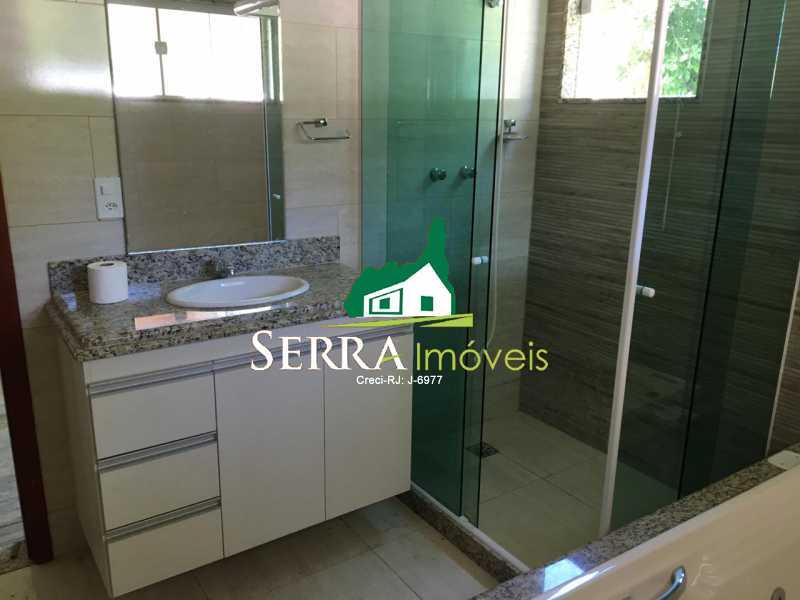 SERRA IMÓVEIS - Casa em Condomínio 3 quartos à venda Centro, Guapimirim - R$ 860.000 - SICN30033 - 13