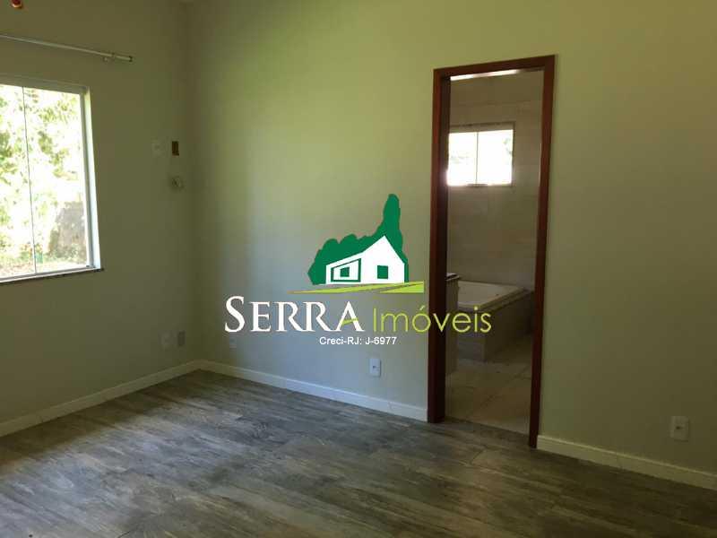 SERRA IMÓVEIS - Casa em Condomínio 3 quartos à venda Centro, Guapimirim - R$ 860.000 - SICN30033 - 9