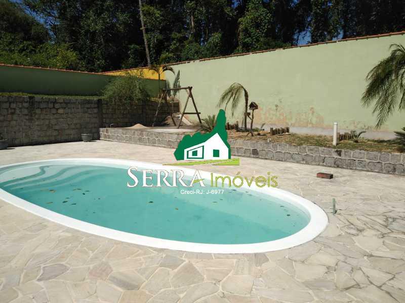 SERRA IMÓVEIS - Casa em Condomínio 2 quartos à venda Caneca Fina, Guapimirim - R$ 730.000 - SICN20009 - 23