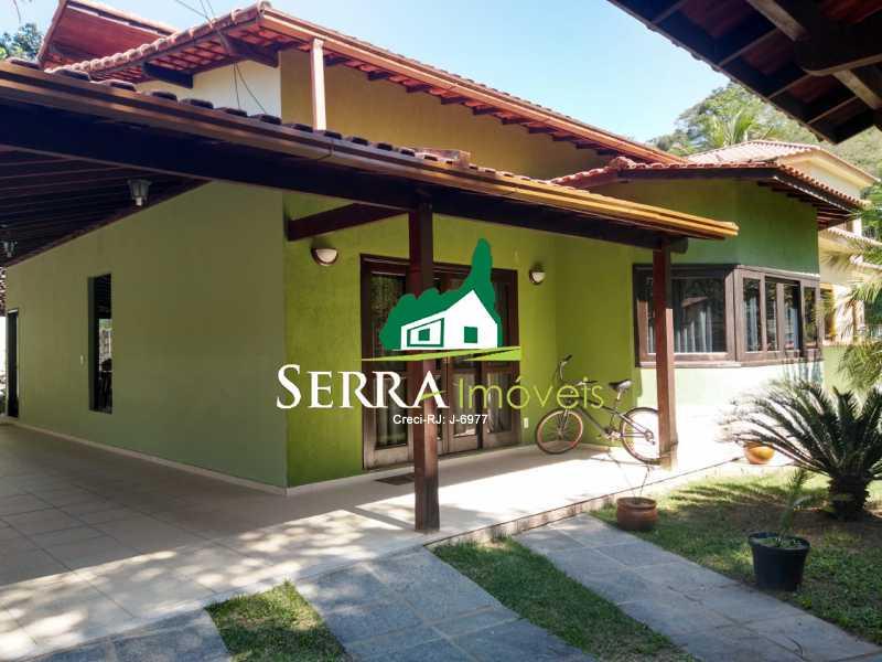 SERRA IMÓVEIS - Casa em Condomínio 2 quartos à venda Caneca Fina, Guapimirim - R$ 730.000 - SICN20009 - 1