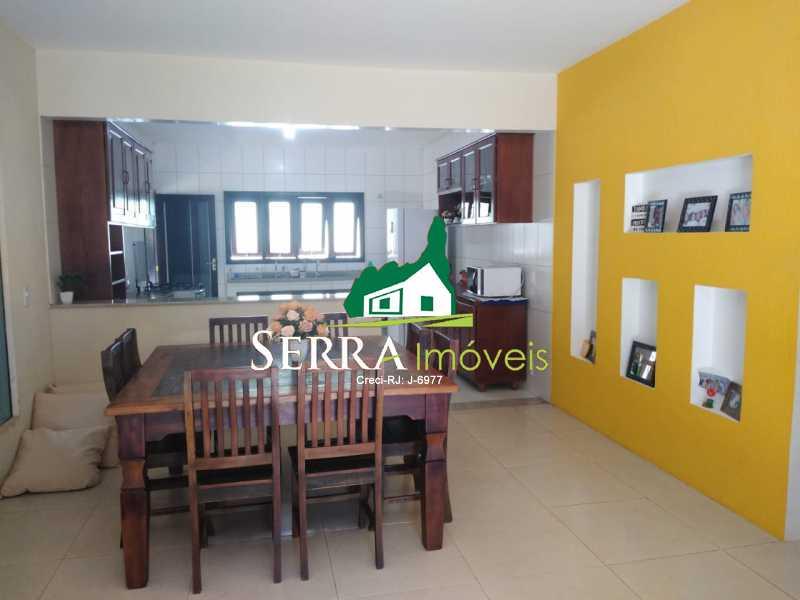 SERRA IMÓVEIS - Casa em Condomínio 2 quartos à venda Caneca Fina, Guapimirim - R$ 730.000 - SICN20009 - 9