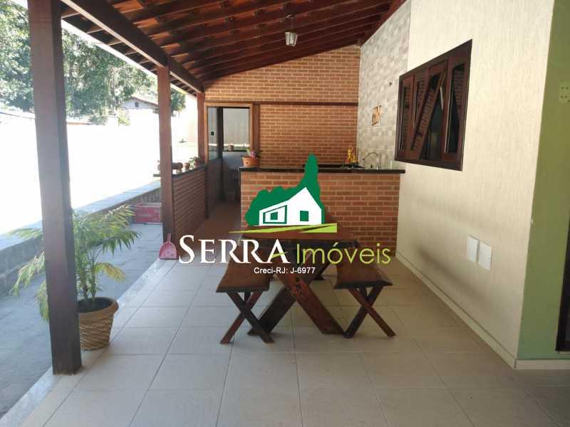 SERRA IMÓVEIS - Casa em Condomínio 2 quartos à venda Caneca Fina, Guapimirim - R$ 730.000 - SICN20009 - 20