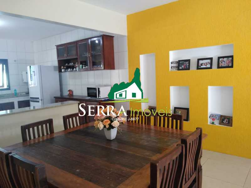 SERRA IMÓVEIS - Casa em Condomínio 2 quartos à venda Caneca Fina, Guapimirim - R$ 730.000 - SICN20009 - 10
