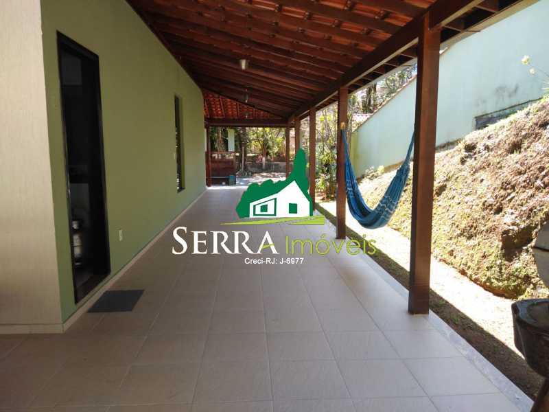 SERRA IMÓVEIS - Casa em Condomínio 2 quartos à venda Caneca Fina, Guapimirim - R$ 730.000 - SICN20009 - 19