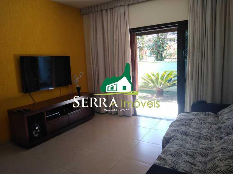 SERRA IMÓVEIS - Casa em Condomínio 2 quartos à venda Caneca Fina, Guapimirim - R$ 730.000 - SICN20009 - 5