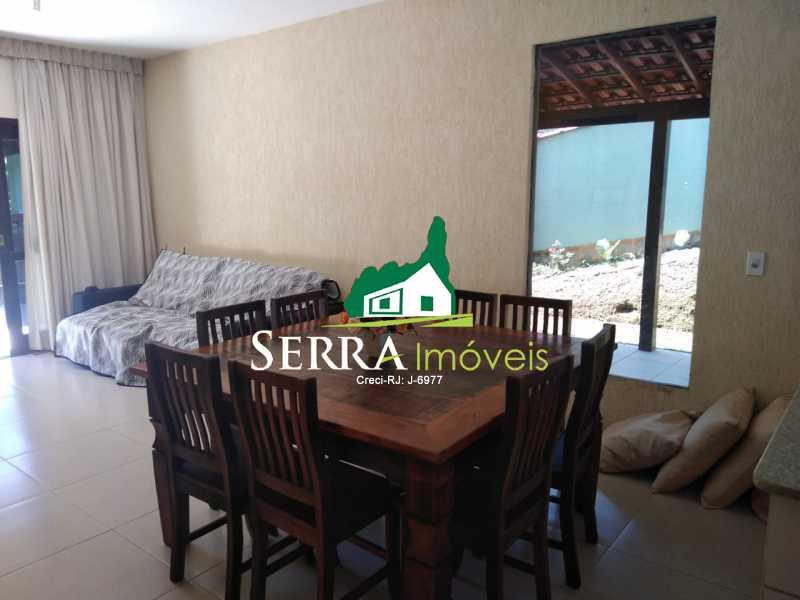 SERRA IMÓVEIS - Casa em Condomínio 2 quartos à venda Caneca Fina, Guapimirim - R$ 730.000 - SICN20009 - 6