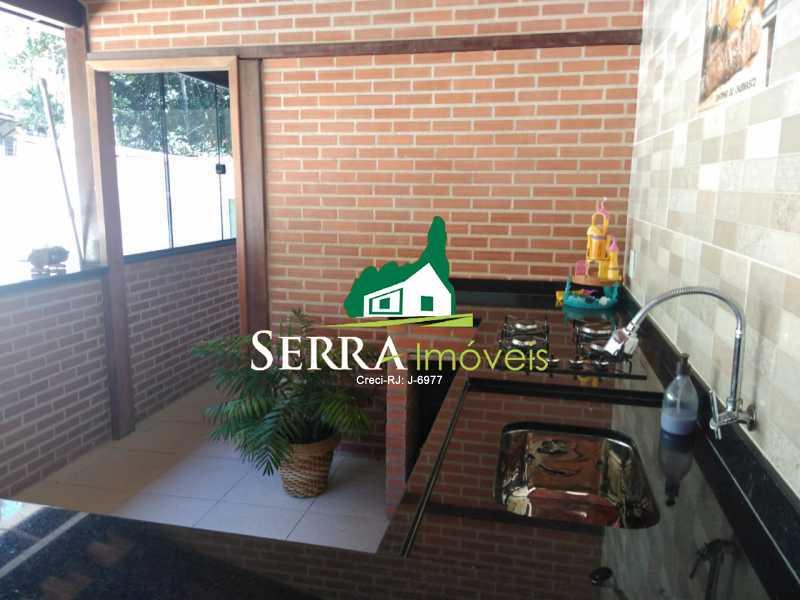 SERRA IMÓVEIS - Casa em Condomínio 2 quartos à venda Caneca Fina, Guapimirim - R$ 730.000 - SICN20009 - 22