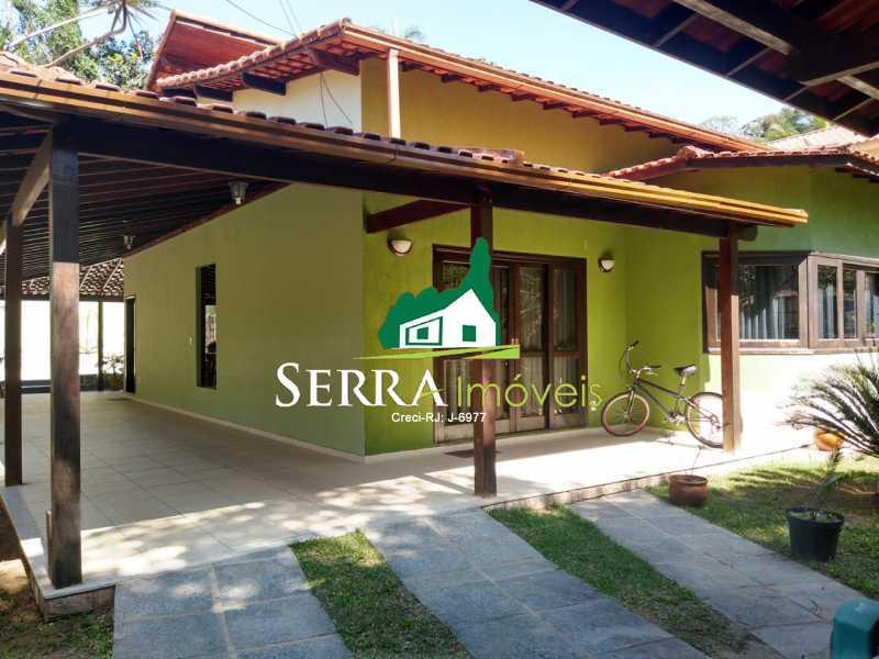 SERRA IMÓVEIS - Casa em Condomínio 2 quartos à venda Caneca Fina, Guapimirim - R$ 730.000 - SICN20009 - 3