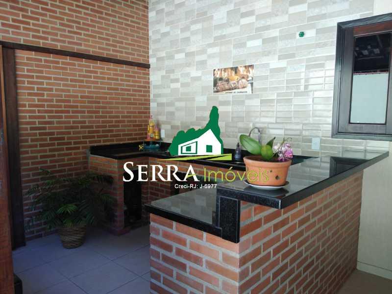 SERRA IMÓVEIS - Casa em Condomínio 2 quartos à venda Caneca Fina, Guapimirim - R$ 730.000 - SICN20009 - 21