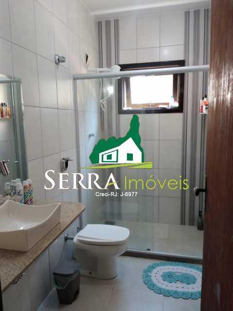 SERRA IMÓVEIS - Casa em Condomínio 2 quartos à venda Caneca Fina, Guapimirim - R$ 730.000 - SICN20009 - 17