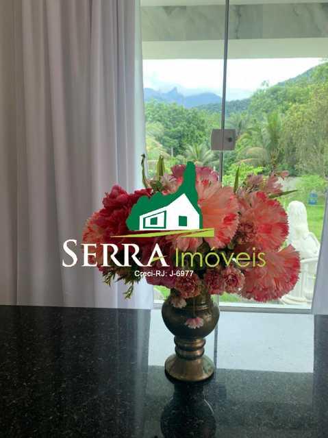 SERRA IMÓVEIS - Casa em Condomínio 2 quartos para alugar Cotia, Guapimirim - R$ 1.895 - SICN20010 - 9
