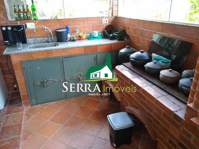 SERRA IMÓVEIS - Casa em Condomínio 2 quartos para alugar Cotia, Guapimirim - R$ 1.895 - SICN20010 - 15