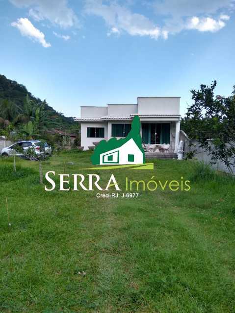 SERRA IMÓVEIS - Casa em Condomínio 2 quartos para alugar Cotia, Guapimirim - R$ 1.895 - SICN20010 - 6