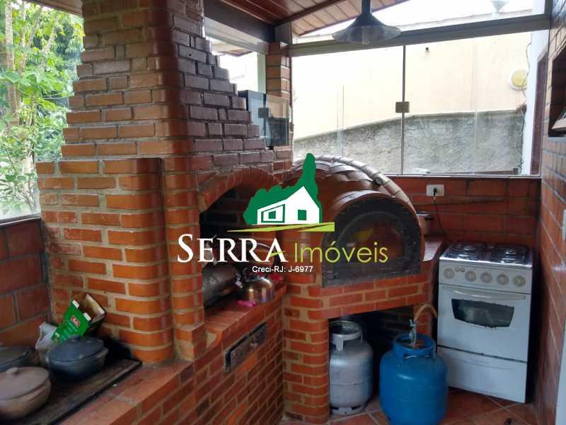 SERRA IMÓVEIS - Casa em Condomínio 2 quartos para alugar Cotia, Guapimirim - R$ 1.895 - SICN20010 - 16