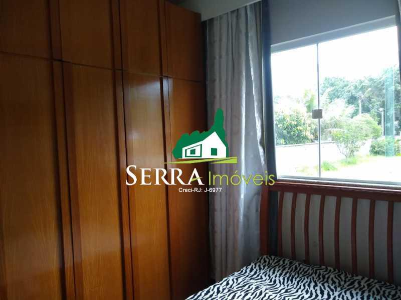 SERRA IMÓVEIS - Casa em Condomínio 2 quartos para alugar Cotia, Guapimirim - R$ 1.895 - SICN20010 - 18